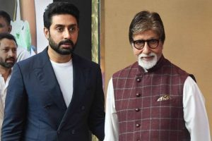 Celebrities wish Amitabh Bachchan, son Abhishek Bachchan speedy recovery from COVID-19
