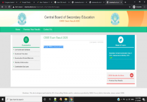 CBSE class 12 exam results announced at cbseresults.nic.in; check here