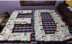 ED seizes unaccounted Indian currency amounting to Rs. 3.57 Crores in a FEMA Case