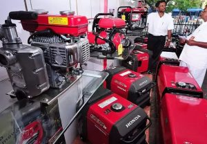 Honda Siel Power Products to be known as Honda India Power Products