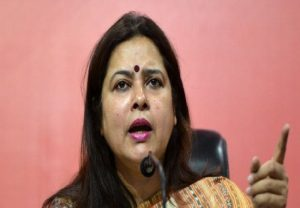 Like Delhi, Centre will help other States, UTs in combating COVID: Meenakshi Lekhi