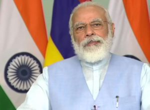 Happy to support Mauritius in its efforts to manage COVID-19: PM Modi