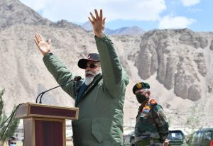 History is witness that expansionist forces have either lost or were forced to turn back, says PM Modi in Ladakh | TOP POINTS