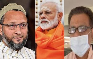 BJP condemns Owaisi's comment on PM Modi attending 'bhoomi-pujan' of Ram temple, Ayodhya