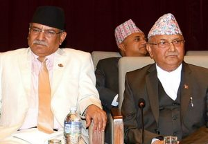 Meeting between Nepal PM, Prachanda ends without conclusion, next round of talks tomorrow