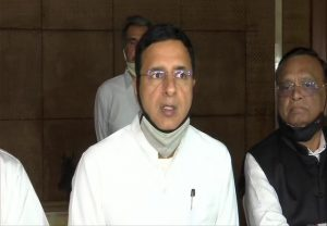 Congress in touch with Sachin Pilot, has spoken to him over last 48 hours: Randeep Surjewala