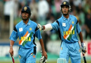 Ganguly reveals why Tendulkar never took strike on first ball of cricket match