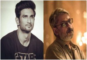 Sanjay Leela Bhansali was planning to take Sushant Singh Rajput in 4 of his films: Police