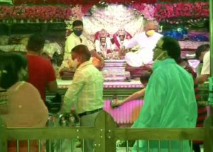 Devotees throng Lord Shiva temples on first Monday of Sawan