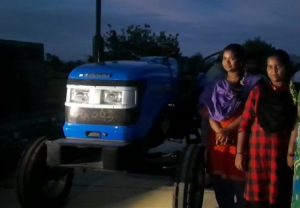 Sonu Sood gifts tractor to Chittoor farmer after video of girls pulling plough goes viral