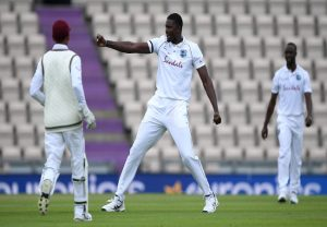 Southampton Test: Bowlers put West Indies in commanding position against England in first Test