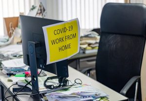 As Covid-19 continues to peak, big US corporates extend work from home facility