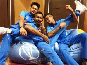 Yuzvendra Chahal shares 'powerful' picture from ICC Cricket World Cup 2019