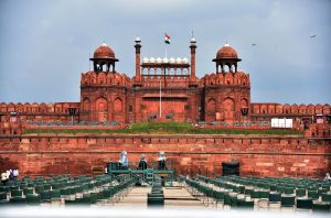 Independence Day 2020: Preparation in full swing at the Red Fort | See Pics