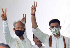 Rajasthan Assembly Session begins: CMAshok Gehlot to move confidence motion, BJP to counter it