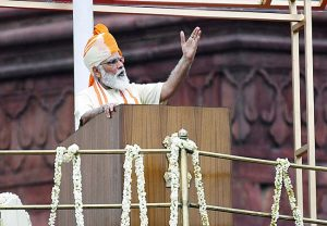 Move forward with 'Make for World' mantra along with 'Make in India': PM Modi