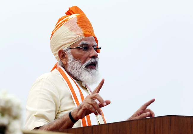 Delimitation process underway in J-K, polls to be conducted soon: PM Modi