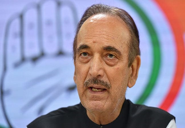 Will resign if 'collusion with BJP' remark is proven: Ghulam Nabi Azad over Rahul Gandhi's jibe