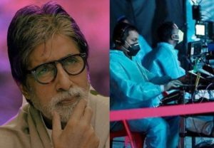 After recovering from COVID-19, megastar Amitabh Bachchan  begins shooting for KBC