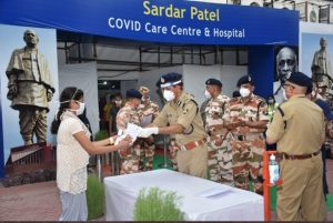 161 Covid patients discharged from Delhi's Covid Care Centre (PICs)