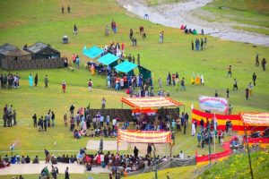 On 1 year of Article 370 abrogation, 'Bangas Awaam Mela' organized In J&K's Handwara… see PICs
