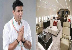 Fact Check: Luxurious interior of jet shown as PM Modi's official aircraft, Cong's false claims debunked