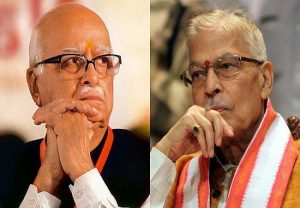 Advani, Joshi likely to join 'bhoomi pujan' of Ram Temple through video conferencing