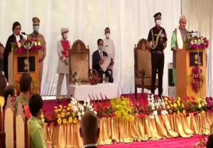 Manoj Sinha takes oath as 2nd Lieutenant Governor of Jammu and Kashmir