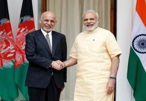 Afghanistan President expresses gratitude to PM Modi for timely food, medical assistance