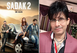 As Alia Bhatt's 'Sadak 2' becomes lowest-rated film of all time, here is how KRK rejoiced