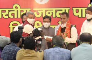 Shahzad Ali, Shaheen Bagh social activist joins BJP, says 'want to prove BJP is not our enemy'