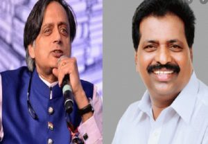 After Sonia's snub to 'letter writers', a 'guest artist' jibe at Shashi Tharoor