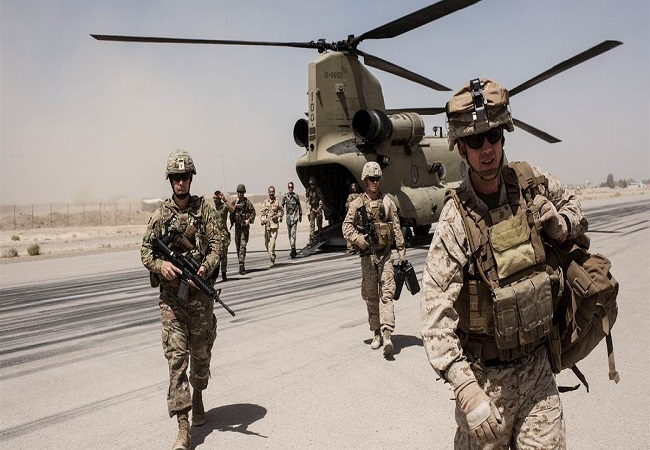 Withdrawal of US forces from Afghanistan to benefit China: Report