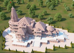 First Images: This is how Ram Temple in Ayodhya will look like after construction