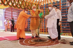 7 best moments of bhoomi pujan by PM Modi in Ayodhya