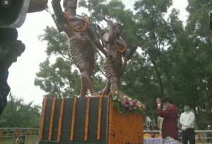 World Indigenous People's Day: Jharkhand CM pays tribute (PICs)
