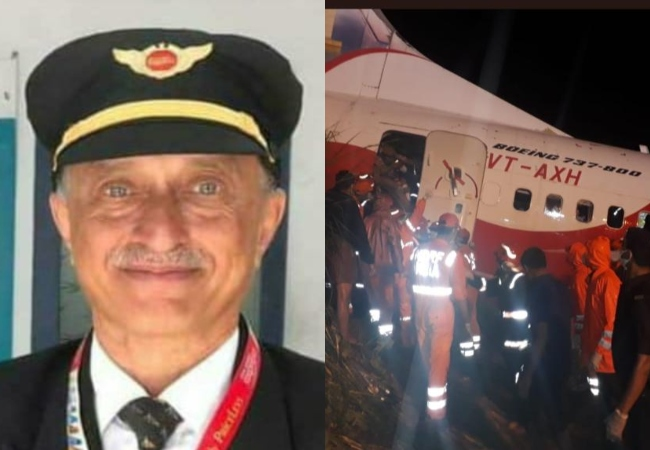 Before crash-landing, AI Express pilot aborted two landings due to tailwind: Official