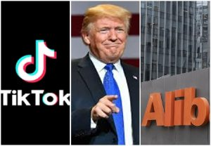 After TikTok, Trump indicates banning Alibaba, other Chinese firms in US