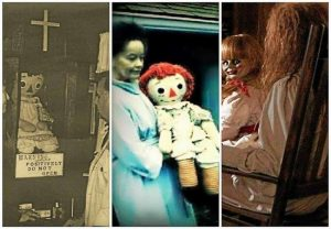 Last thing that 2020 needs: Rumour says real-life Annabelle doll has escaped from the Warren Museum!