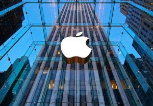 Apple becomes first company in US to pass $2 trillion in market value