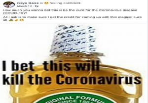 Viral post claims mouthwash can kill Coronoavirus, here is a quick Fact Check