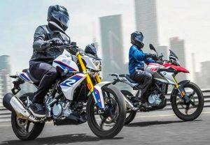 BMW to open pre-launch bookings for the new Motorrad G 310 R, G 310 GS in India from September 1