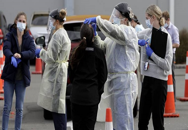 After 102 days, New Zealand reports one new COVID-19 case