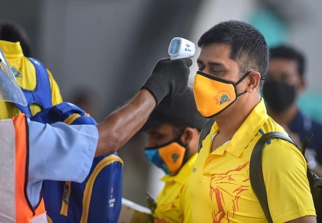 IPL 2020: CSK pacer, staff members test positive for Covid-19