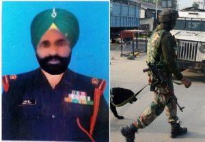 Jammu and Kashmir: Army JCO martyred in cross border firing along LoC in Rajouri district