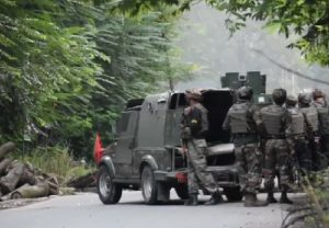 One soldier martyred, three unidentified terrorists killed in Jammu and Kashmir's Pulwama encounter