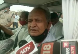 Natural for MLAs to be upset, will work together, says Gehlot as rebels return