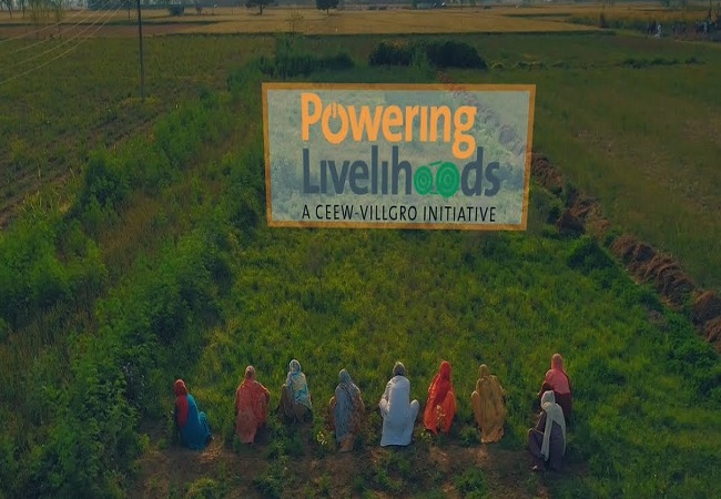 Piyush Goyal, Dr Rajiv Kumar and H.E. Damilola Ogunbiyi launches Powering Livelihoods