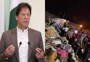 Imran Khan expresses grief over Air India Express tragedy