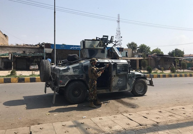 21 people killed in fight between Afghan forces, ISIS terrorists in Jalalabad
